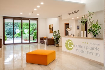Hotel Green Park Madama