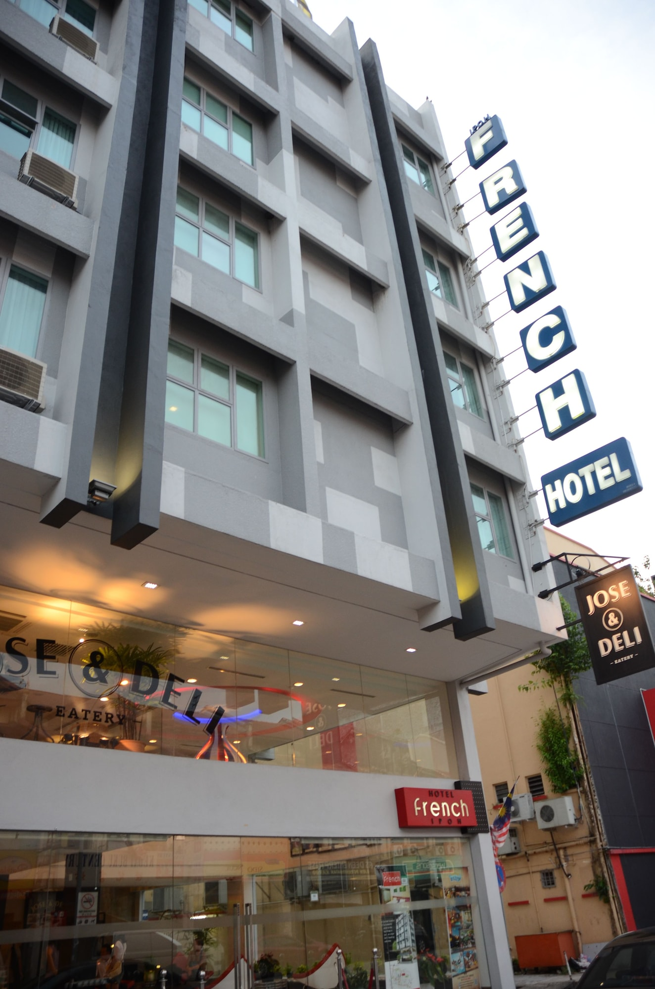 Hotel French Ipoh, Kinta