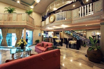 Manila Manor Hotel Business Center