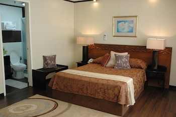 Manila Manor Hotel Room