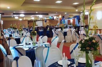Manila Manor Hotel Birthday Party Area
