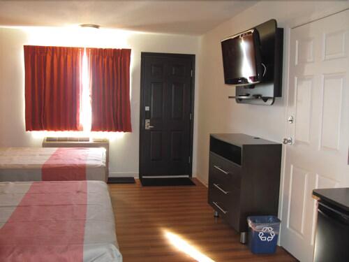 Motel 6 Innisfail AB, Division No. 8