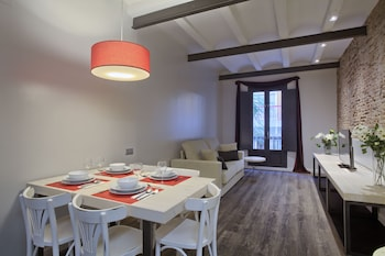 SSG Sagrada Familia Apartments - Living Area  - #0