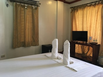 El Nido Beach Hotel Room