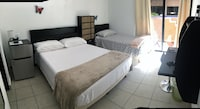 Deluxe Room, Multiple Beds, Pool Access