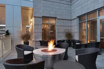 羅徹斯特/大學和醫學中心希爾頓花園飯店 Hilton Garden Inn Rochester/University & Medical Center