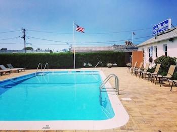 盾斯信天翁汽車旅館 Daunt's Albatross Motel