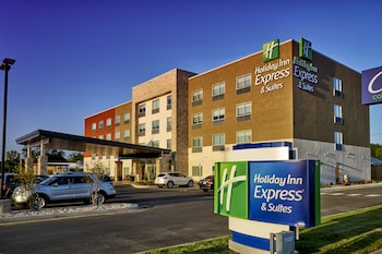 Hotel - Holiday Inn Express & Suites Tulsa NE - Claremore
