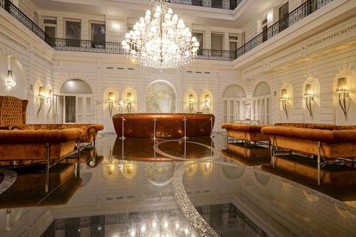 . Prestige Hotel Budapest