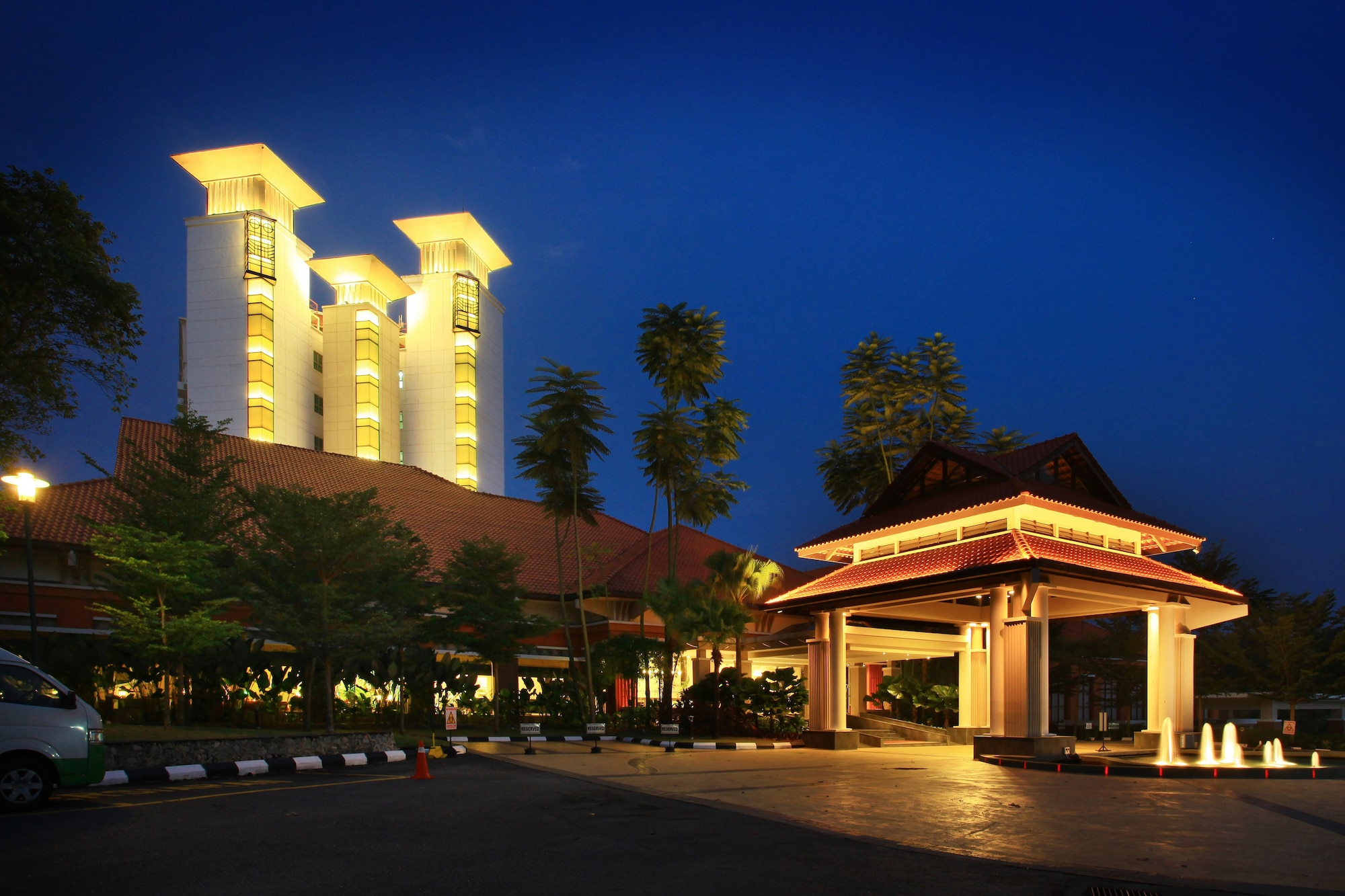 Nilai Springs Resort Hotel, Seremban