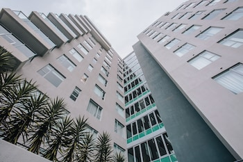 紐卡斯爾中央廣場公寓式酒店 Newcastle Central Plaza