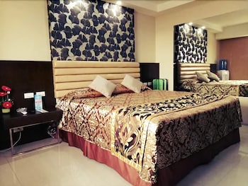 Score Birds Hotel Pampanga Room