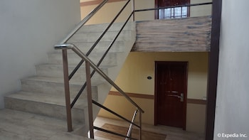 Score Birds Hotel Pampanga Staircase