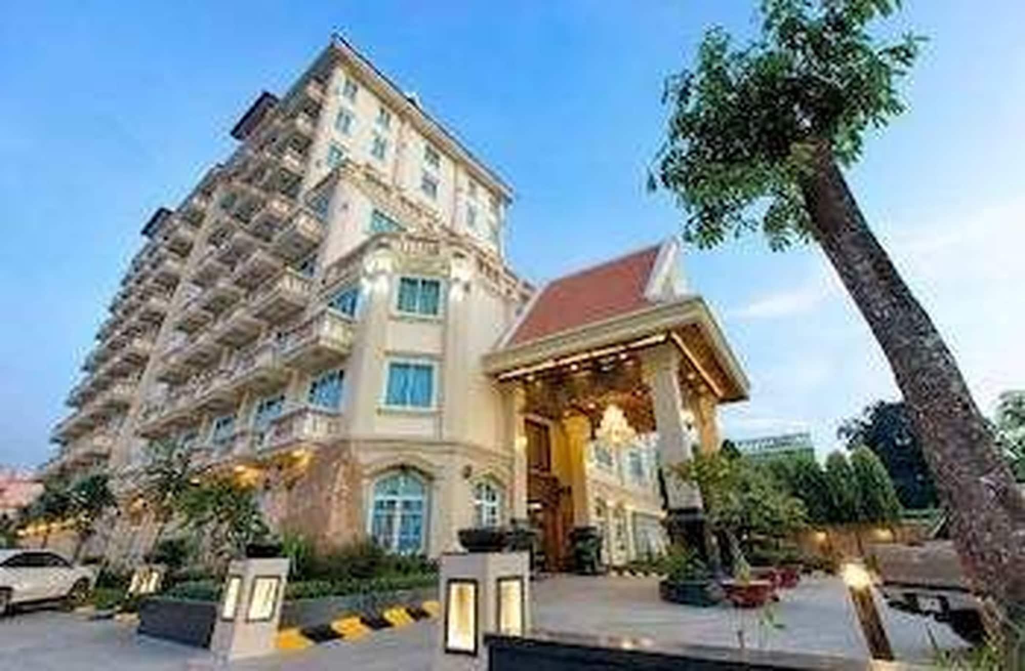 Classy Hotel & Spa, Svay Pao