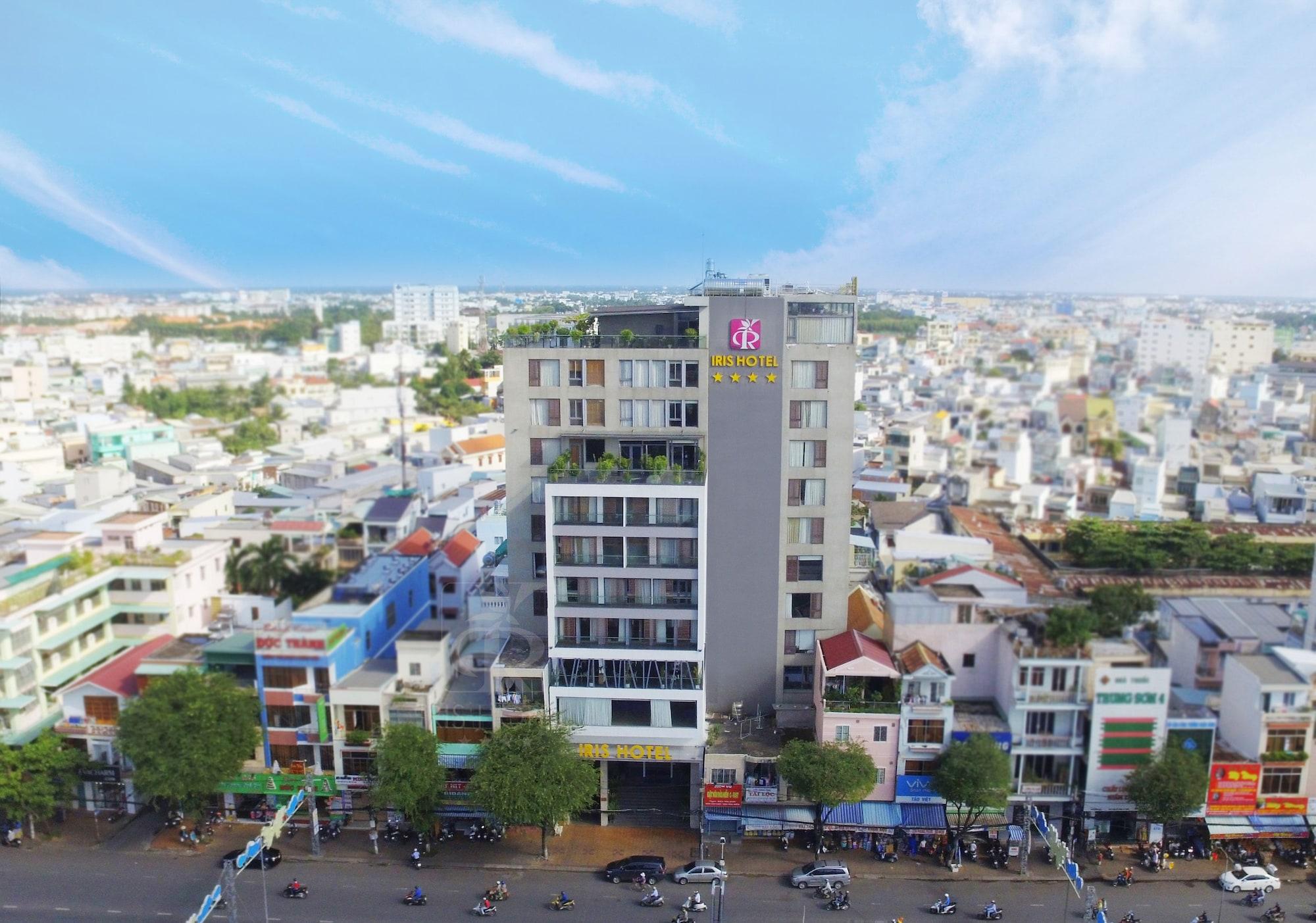 Iris Hotel, Ninh Kiều