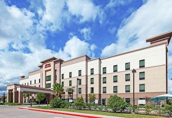 德克薩斯北休士頓洲際機場歡朋套房飯店 Hampton Inn & Suites Houston North IAH, TX