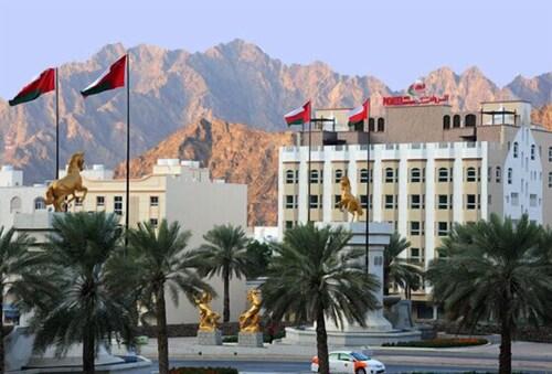 Pioneer Hotel Apartments, Muscat
