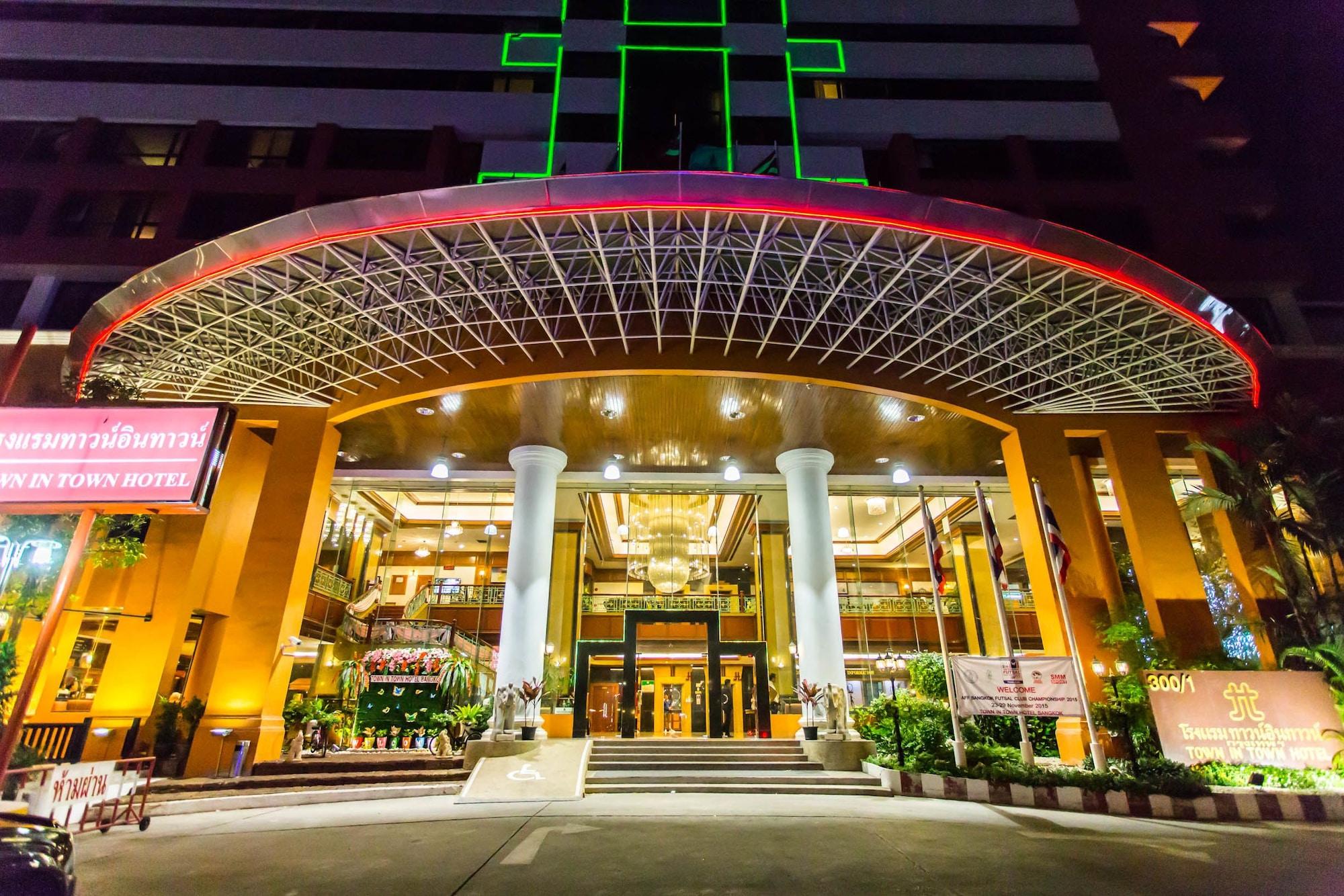 Town In Town Hotel Bangkok, Wang Thonglang