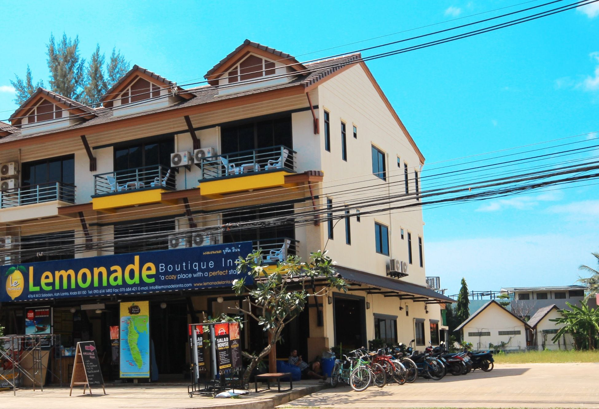Lemonade Boutique Inn, Ko Lanta