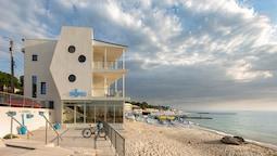Design - hotel Skopeli