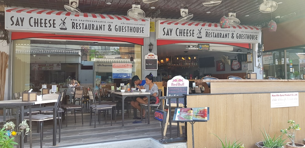 Say Cheese Guesthouse Hua Hin