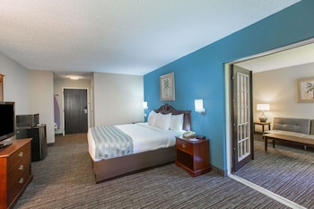 Suite, 1 King Bed, Non Smoking (Two Room)