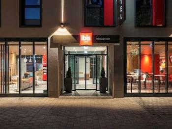 東慕尼黑市宜必思飯店 Ibis Muenchen City Ost