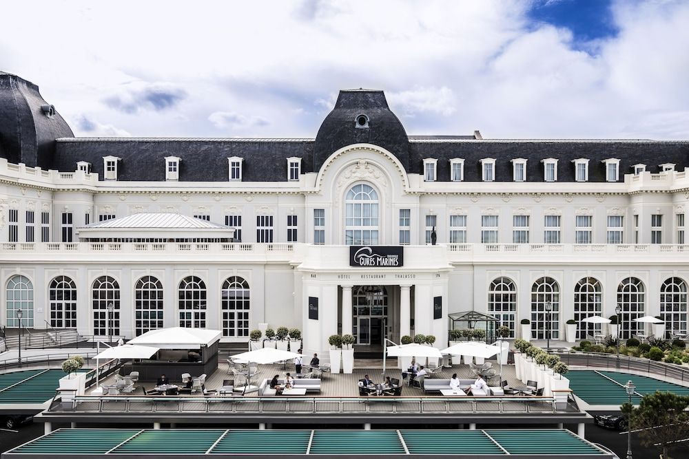 Cures Marines Trouville Hôtel Thalasso & Spa - MGallery by Sofitel