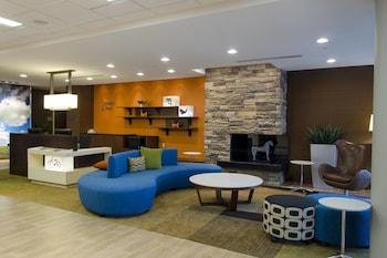 亞特蘭大卡明費爾菲爾德套房飯店/約翰溪 Fairfield Inn & Suites Atlanta Cumming/Johns Creek
