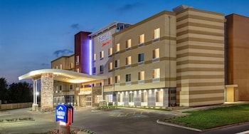 Hotel - Fairfield Inn & Suites Atlanta Cumming/Johns Creek