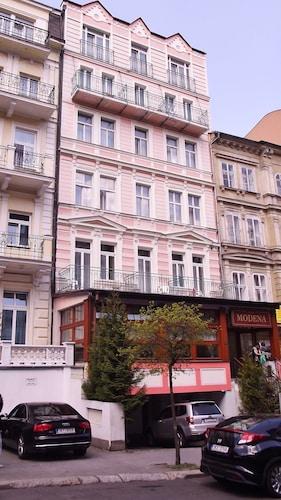 Hotel Modena, Karlovy Vary
