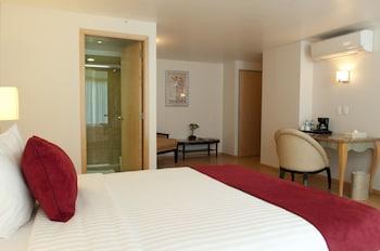 Standard Suite, 1 Queen Bed, City View (Suite Exterior View)