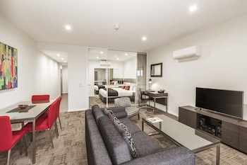Two Bedroom Apartment Interconnecting