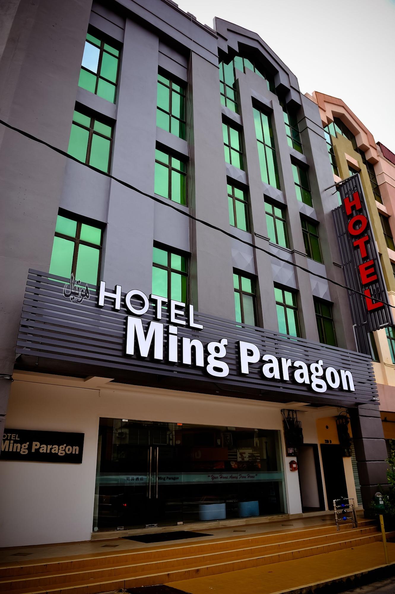 Ming Paragon Hotel and Spa, Kuala Terengganu