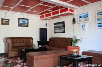 Mediterranean House Restaurant & Hotel Cavite Lobby Sitting Area