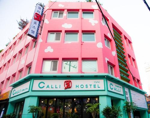 Calli Hostel, Busanjin