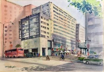 Stay Hotel - Taichung Yizhong - Property Grounds  - #0