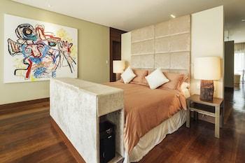 Under The Stars Luxury Apartments Boracay Room