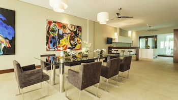 Under The Stars Luxury Apartments Boracay In-Room Dining