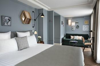 Deluxe Triple Room, Terrace