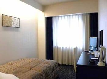 シングルルーム シングルベッド 1 台 禁煙|ホテルノースシティ