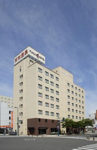 Obihiro Tennen Onsen Fukui Hotel, Obihiro