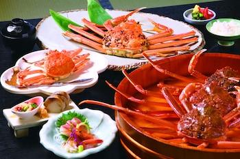 三国温泉 展望自慢の料理旅館 はれや旅館