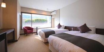 [スーペリア ツイン] 25平米, 2 ベッドルーム, 禁煙|岩国国際観光ホテル
