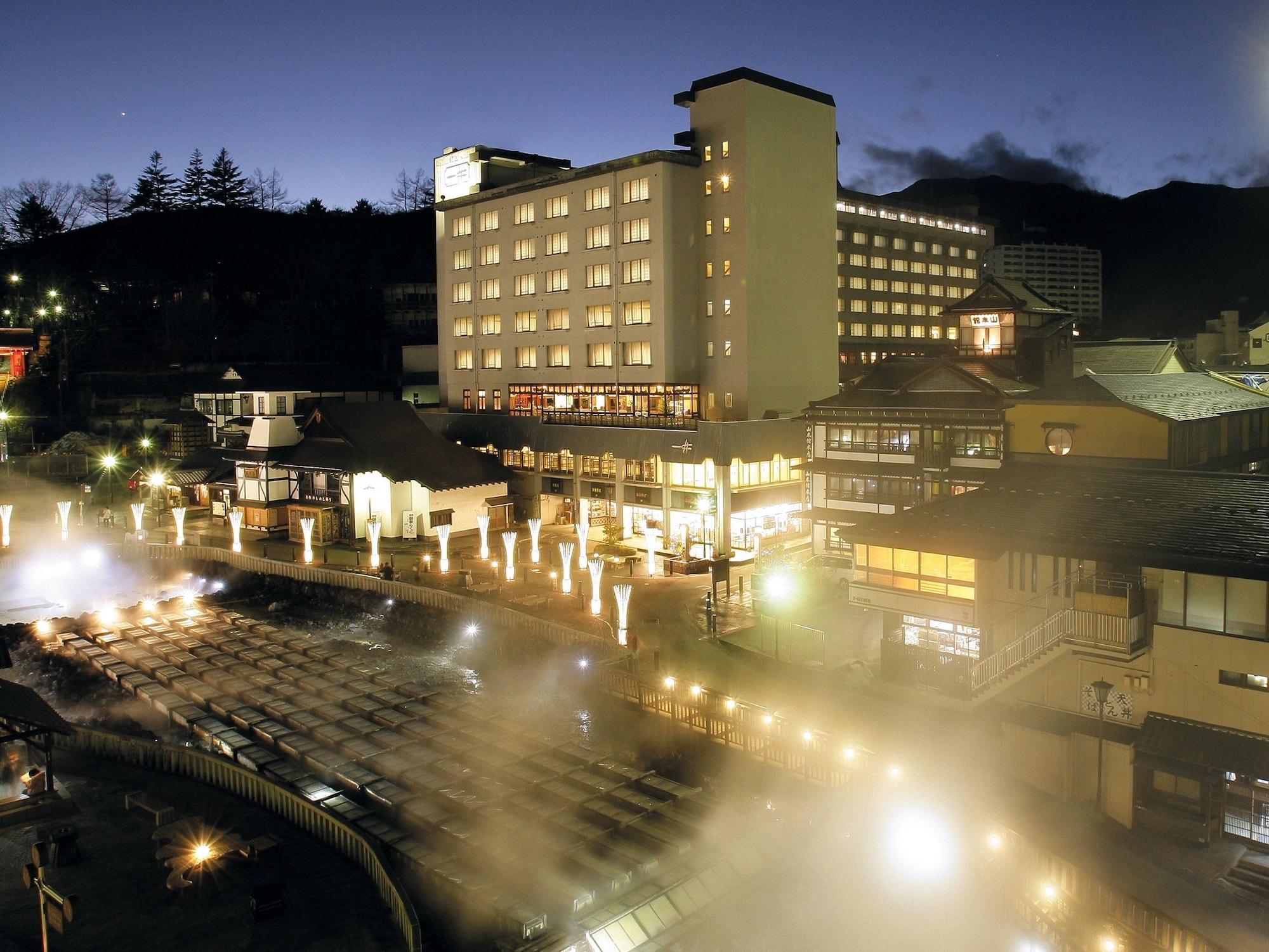 Hotel Ichii, Kusatsu