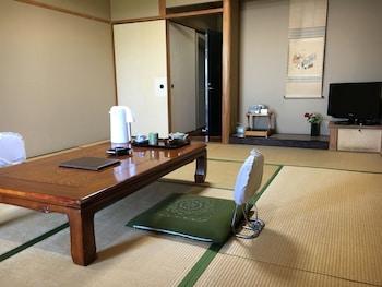 和室共用バスルーム|18㎡|千光寺山荘