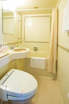Hotel Sunroute Tochigi - Bathroom  - #0