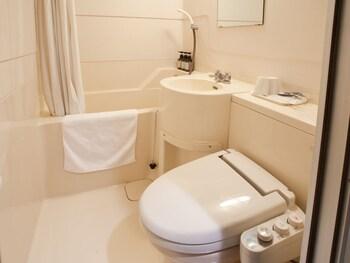 Hamamatsu Station Hotel - Bathroom  - #0