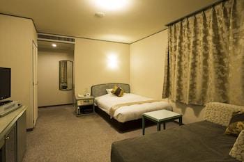 ダブルルーム 禁煙 25㎡ ホテルエリアワン広島ウィング