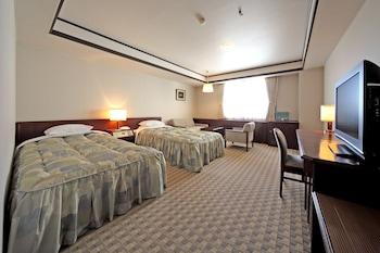 ツインルーム シティビュー|岐阜グランドホテル